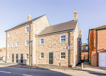 Thumbnail 2 bed flat for sale in Fitzwilliam Court, Market Rasen, Lincolnshire