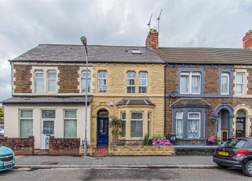 Thumbnail 4 bed property for sale in Habershon Street, Splott, Cardiff