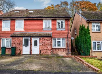 Thumbnail 1 bed maisonette for sale in Hoylake Close, Ifield, Crawley