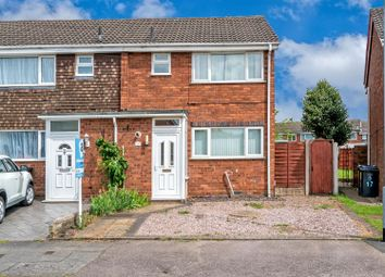 Thumbnail 3 bed end terrace house to rent in Summerfield Road, Chasetown, Burntwood