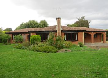 Thumbnail 3 bed detached bungalow for sale in Victory Close, Moulton, Spalding