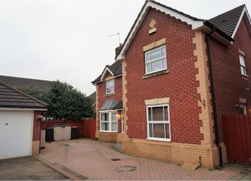 Thumbnail 4 bed detached house for sale in Oak Tree Drive, Newport