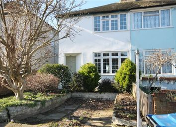 Thumbnail 2 bed semi-detached house to rent in Marsh Lane, Addlestone, Surrey