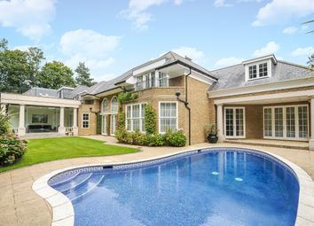 Thumbnail 6 bed detached house to rent in Rodona Road, St. Georges Hill, Weybridge