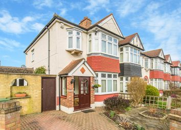Thumbnail 4 bedroom terraced house for sale in Lodge Gardens, Beckenham