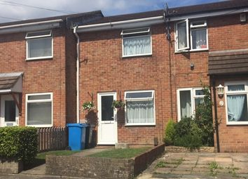 Thumbnail 2 bed terraced house for sale in Slepe Crescent, Parkstone