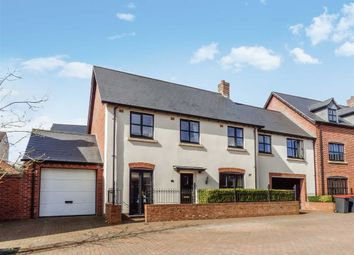 Thumbnail 5 bedroom link-detached house for sale in Yewtree Moor, Lawley Village, Telford, Shropshire