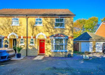 Thumbnail 3 bed semi-detached house for sale in Maypole Green Road, Colchester