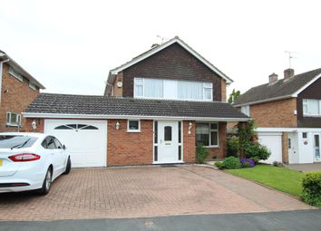 Thumbnail 3 bed detached house for sale in Kelmarsh Avenue, Wigston