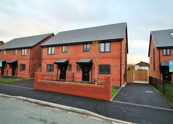 Thumbnail 3 bed semi-detached house for sale in Warburton Hey, Rainhill, Prescot, Merseyside
