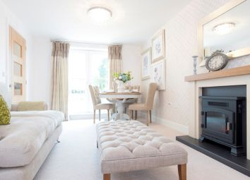 Thumbnail 1 bed flat for sale in Knutton Road, Wolstanton, Newcastle-Under-Lyme