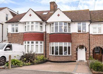 Thumbnail 3 bed terraced house for sale in Woodside Avenue, Chislehurst