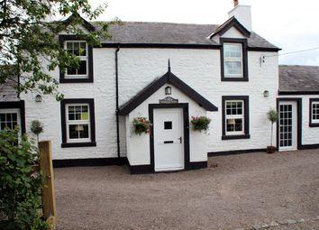 Thumbnail 3 bed detached house for sale in Milbourne House, Penton, Carlisle, Cumbria