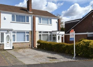 Thumbnail 3 bed terraced house for sale in Hillcrest, Maghull, Liverpool