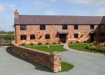Thumbnail 4 bed barn conversion to rent in Ruyton Xi Towns, Shrewsbury