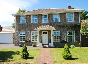 Thumbnail 4 bed detached house for sale in Ashfield Close, Midhurst, West Sussex
