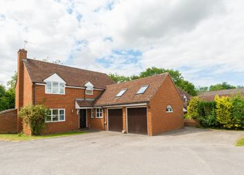 Thumbnail 5 bed detached house for sale in Barlow Close, Wheatley, Oxford