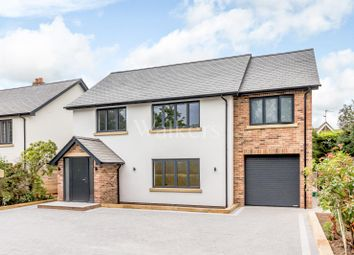 Thumbnail 4 bedroom detached house for sale in Blacksmiths Lane, Wickham Bishops, Witham