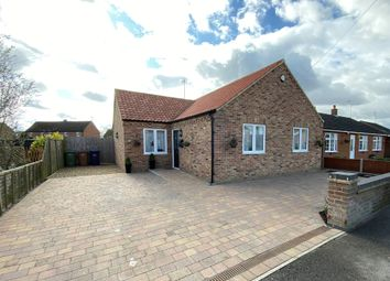 Thumbnail 2 bed detached bungalow for sale in March Road, Friday Bridge, Wisbech