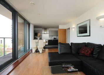 Thumbnail 2 bedroom flat for sale in Blackwall Way, Canary Wharf