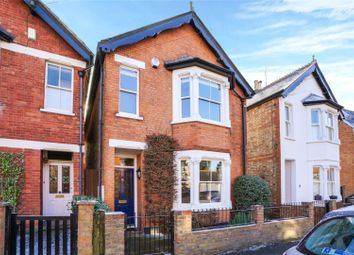 Thumbnail 3 bed detached house for sale in Oakdale Road, Weybridge, Surrey