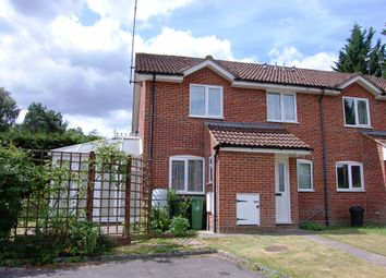 Thumbnail 2 bed terraced house for sale in Houlton Court, Bagshot
