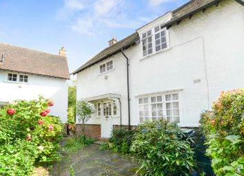Thumbnail 2 bed semi-detached house for sale in Fowlers Walk, London