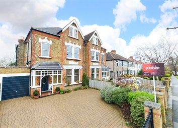 Thumbnail 6 bed semi-detached house for sale in Lennard Road, Beckenham