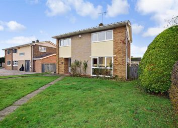 Thumbnail 4 bed detached house for sale in Chestfield Road, Chestfield, Whitstable, Kent