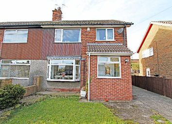 Thumbnail 3 bed semi-detached house for sale in Spencer Drive, Ravenfield, Rotherham