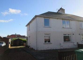Thumbnail 1 bed flat to rent in Queens Crescent, Markinch, Glenrothes