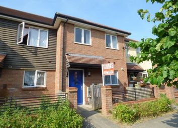 Thumbnail 3 bed terraced house for sale in Oakworth Avenue, Broughton, Milton Keynes, Bucks