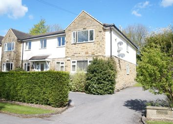 Thumbnail 2 bed flat for sale in The Fairway, Alwoodley, Leeds