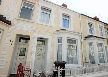 Thumbnail 2 bed terraced house to rent in Glenroy Street, Roath, Cardiff