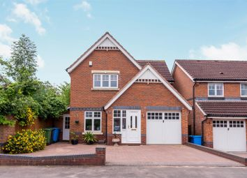 Thumbnail 3 bed detached house for sale in Meadowbank Grange, Great Wyrley, Walsall