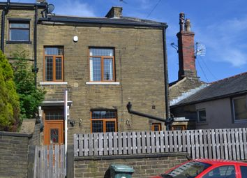 Thumbnail 2 bed end terrace house for sale in High Street, Thornton, Bradford