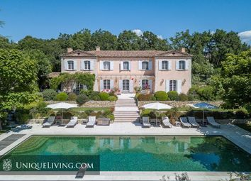 Thumbnail 7 bed villa for sale in Grasse, French Riviera, France