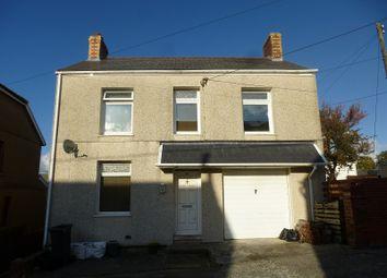 Thumbnail 4 bed detached house for sale in Neuadd Road, Gwaun Cae Gurwen, Ammanford, Carmarthenshire.
