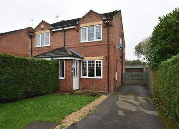 Thumbnail 2 bed semi-detached house for sale in Otter Drive, Pickering