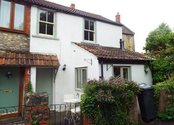 Thumbnail 2 bed end terrace house for sale in Kent, West Shepton, Shepton Mallet