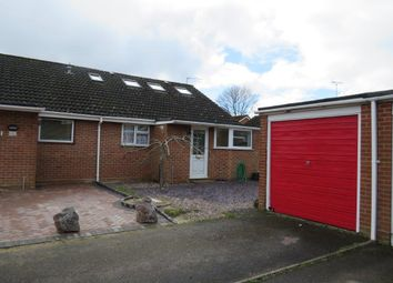 Thumbnail 3 bed terraced bungalow for sale in Ashfield, Chineham, Basingstoke