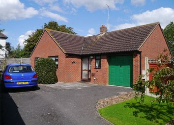 Thumbnail 2 bed detached bungalow for sale in Meadow Gardens, Twyning, Gloucestershire