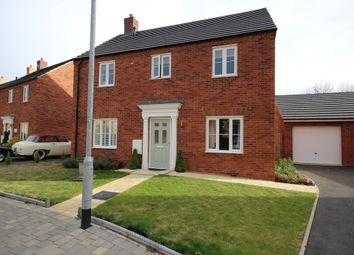 Thumbnail 4 bed detached house for sale in Lady Mayor Drive, Bedford
