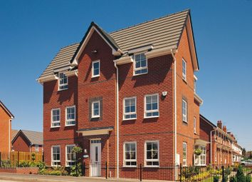 "Thumbnail 3 bedroom semi-detached house for sale in ""Brentwood"" at Winnington Avenue, Northwich"