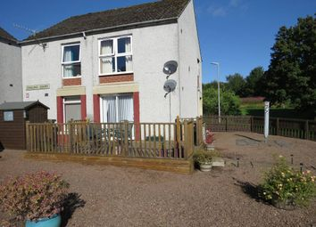 Thumbnail 2 bed flat for sale in 8A Crailing Court, Hawick