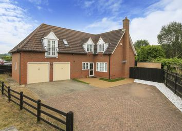 Weatherall Close, Dunkirk, Faversham ME13. 4 bed detached house