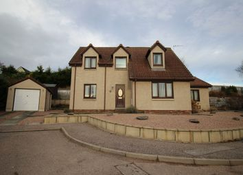 Thumbnail 3 bed detached house for sale in Firthview, Dingwall