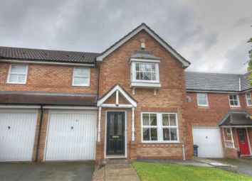 Thumbnail 3 bed terraced house for sale in Reedsmouth Place, Fenham, Newcastle Upon Tyne