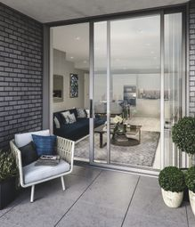 Thumbnail 2 bed flat for sale in Quebec Way, London