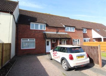 Thumbnail 3 bedroom terraced house to rent in Gurney Avenue, Hampton Dene, Hereford
